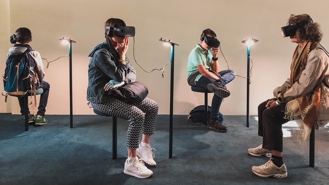 New Digital Age asks us to comment on brands' use of AR & VR